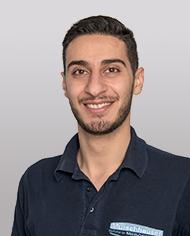 Sami Al Saadi Azubi